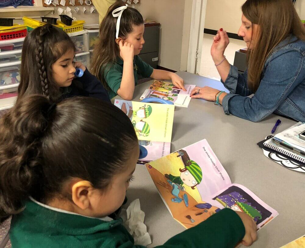 Daily Guided Reading Groups